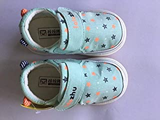 Lala Zhu Baby Toddler First Walking Shoes