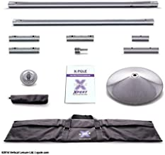 X-POLE Starter Package – Direct from Manufacturer (XPert 45mm Chrome..