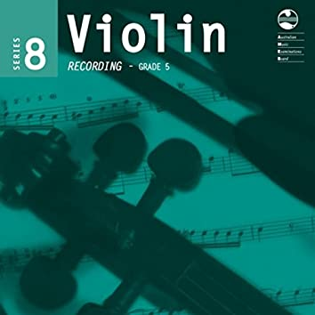 AMEB Violin Grade 5 (Series 8)