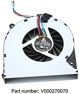 Replacement For Toshiba Satellite L855-S5186 Laptop CPU Cooling Fan