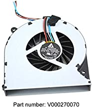 Replacement For Toshiba Satellite C855D-S5104 Laptop CPU Cooling Fan