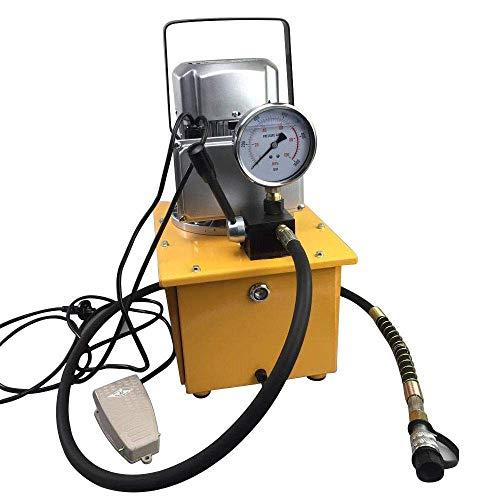 opiniones bomba hidraulica eléctrica calidad profesional para casa