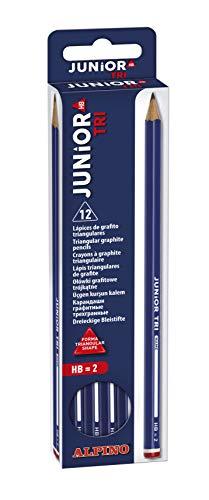 Alpino Junior - Lápices, 12 unidades, Única