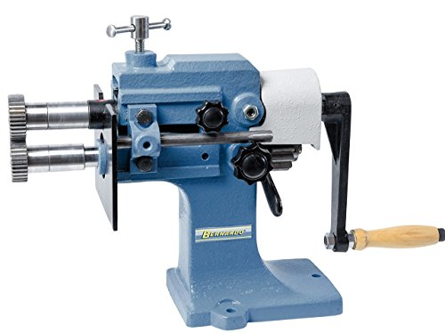 06-1080 Bernardo Manuelle Sickenmaschine SM 200 Biegemaschine