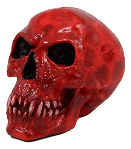 Personal-Ausweis H/ülle sicheres Blocking von Funk Chips OPTEXX/® 1x RFID Schutzh/ülle T/ÜV gepr/üft /& zertifiziert Roter Totenkopf//Red Skull f/ür Kreditkarte EC-Karte