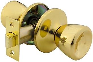 Yale 700RT-C5-4 Security Barricade Tulip Entry Knob Antique Brass