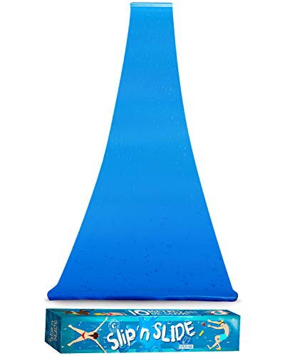 Official Giant Slip and Slide XXL | Premium Quality Sliding Mat | Fastest Slip'n Slide | Strongest Waterslide | Outdoor Water Sport | Game | 10 Meters Glide | 100% Fun | House Party | OriginalCup®