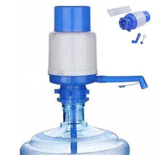 FORD KING Trinkwasser Handpresse Pumpe für Wasserspender für Flaschen, 17–18 l, Home Office, Krug Wasserfilter