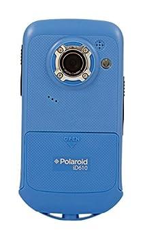POLAROID ID610-BLU 1.3 Megapixel All-weather Digital Camcorder