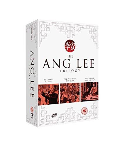 The Ang Lee Trilogy - 3-DVD Box Set ( Tui shou / Xi yan / Yin shi nan nu ) ( Pushing Hands / The Wedding Banquet / Eat Drink Man Woman ) [ Origine UK, Sans Langue Francaise ]