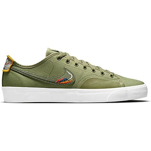 Nike SB Blazer Court Daan Van Der Linden - Zapatillas para hombre, color Verde, talla 46 EU