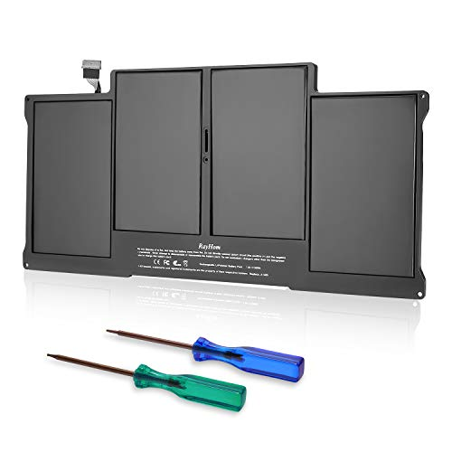RayHom Replacement Laptop Battery for Apple MacBook Air 13 inch A1466(Mid 2012,Mid 2013,Early 2014, Early 2015,2017)A1369(Late 2010,Mid 2011 Version)7200mAh, fits A1496 A1405 A1377 [New 2020 Upgraded]