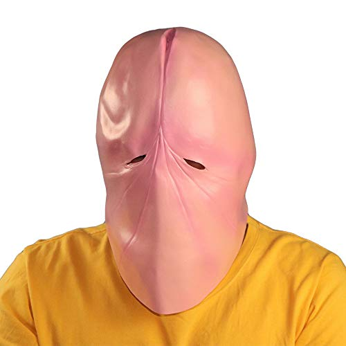 Dickhead Mask for Halloween,Dress Party,Costume Play