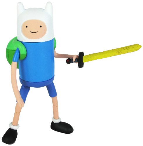 Adventure Time Finn - Figura de acción (12,7 cm)
