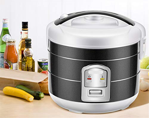 rijstkoker houdt de functie warm. Maatbeker rijst voor maximaal 12 personen. Binnenspatel voor 5-liter potten in premium kwaliteit.