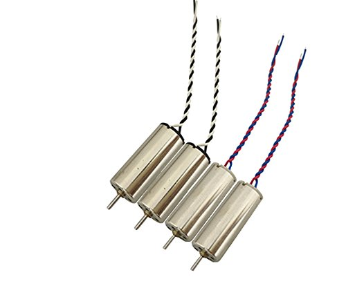 Fu's store Upgraded Motors for UdiR/C UDI U941 RC Quad Copter Quadrotor Drone Replacement Spare Parts CCW CW Motor 4Pcs