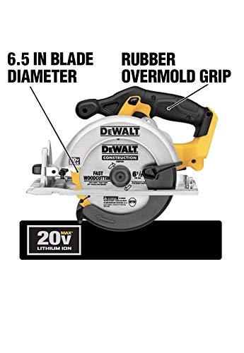 Dewalt DCS393 bare tool 20V MAX 6 1/2