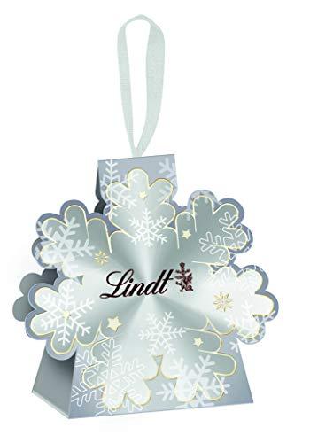 Lindt Glamour, kleine Geschenke, 55g, Tanne, Schneeflocke und Stern in Glamour Design, 1er Pack (15 x 55g)