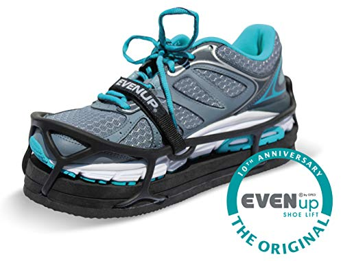 Original EVENupª Shoe Balancer/Leveler - Equalize Limb Length and Reduce Body Strain While Walking (Free 2-Day Shipping) (Medium)
