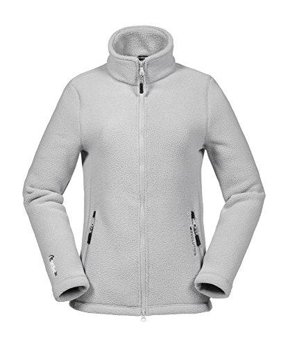 Musto Deck Fleece Jacke Women Titanium Größe 10