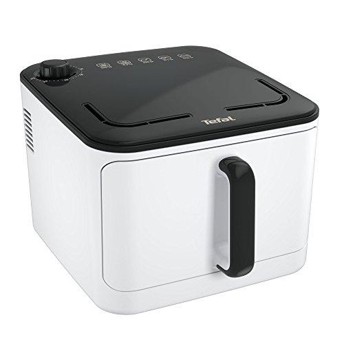 Tefal fx10a1freidora Fry Delight Initial, 0.8kg, 1450W, color blanco y negro