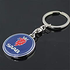 Highest quality, molded key chain Color and detail compliment the world-class logos Includes a standard key ring