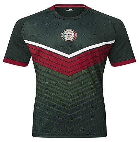 Xara Soccer International V4 Shirt - Mexico - Small