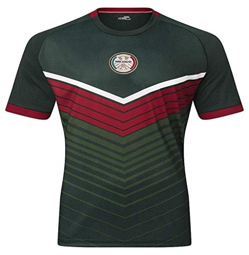 Xara Soccer International V4 Shirt - Mexico - Youth Medium