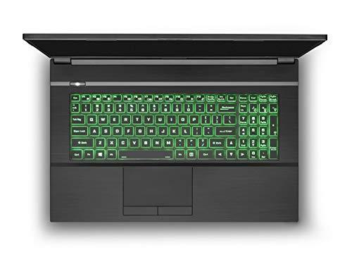 Prostar NH77HPQ 17.3-Inch FHD 144Hz 72% NTSC, Gaming Laptop, Intel i7-11800H, RTX 3060 6GB, 16GB RAM, 500GB NVMe SSD, Windows 10
