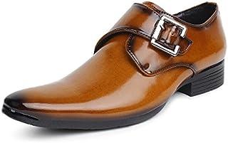 BUWCH Formal tan Shoes