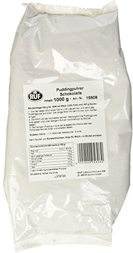RUF Pudding Schokolade, 5er Pack (5 x 1 kg)