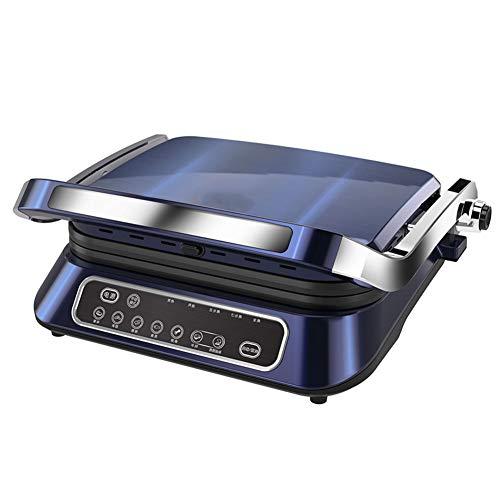 Máquina de filete a la parrilla, hogar completamente automático, filete a fuego lento, filete frito olla especial sartén eléctrica 1800w