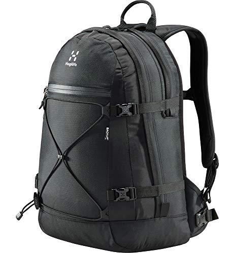 Haglöfs Wanderrucksack Backup 15 inch Smarte Details True Black 1-SIZE 1-SIZE