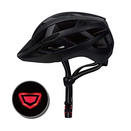 Cascos Bicicleta Carretera, DiseñO De Material PC + EPS, Ajustable Casco Bici...
