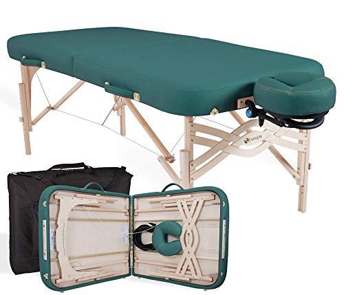 EARTHLITE Premium Portable Massage Table Package SPIRIT - Spa-Level...