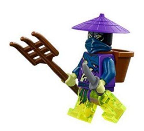 LEGO Ninjago Ninjago Geisterkrieger Pitch NEU aus 70734 Meister Wus Drache Figur inkl. Waffen Minifigur