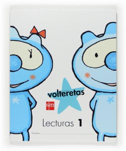 Lecturas 1. Volteretas - 9788467537710