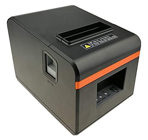 SHIJING Neue 80mm Quittung Kartendrucker hochwertige kleine Kartendrucker Mode Aussehen automatische Schneiden Drucken schnell