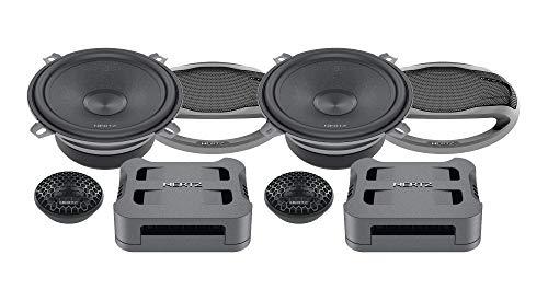 Hertz CK 130 13cm Haut-parleurs à 2 Voies, 70W, 4 Ohm, 65Hz - 22,5kHz ~ Cento Series ~