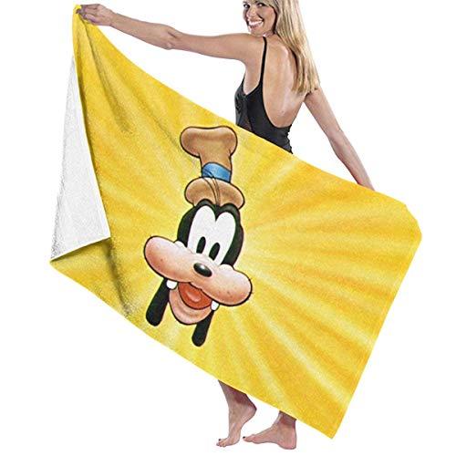 asdew987 Goofy- Toallas de baño multiusos de secado rápido, muy absorbentes, toallas de playa, toallas de piscina, 31 x 51 pulgadas, para mujeres y hombres