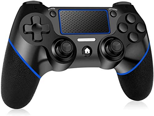 PUNWEOS Wireless PS4 Controller for Playstation 4, DualShock 4 Game Controller with...