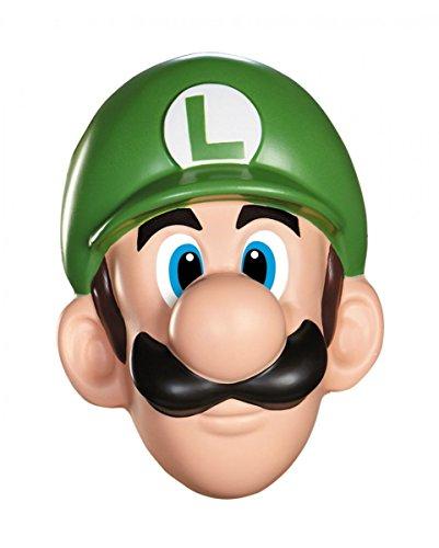 Horror-Shop Super Mario masque Luigi