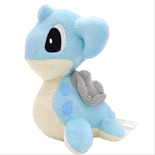 N\A Pikiachu Plush Toy Cute Cute Stuffed Dolls GIF - Lapras 15cm-Peluche