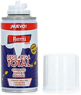 Remi Descarga Total Anti Chinches y pulgas Insecticida