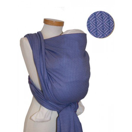 Storchenwiege Woven Cotton Baby Carrier Wrap Product Image