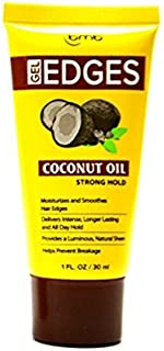 BMB Coconut Oil Edge Gel 1 Oz (ONE PACK)