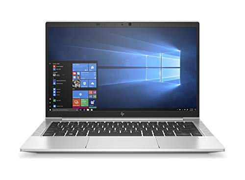 HP EliteBook 830 G7 13.3' FullHD IPS Laptop with HP SureView integrated privacy screen - Core i7 10510U, 16GB DDR4, 1TB Solid State Drive, WIFI 6 & Bluetooth 5, Windows 10 Pro – UK Keyboard Layout