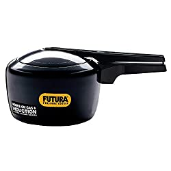 Hawkins Futura Hard Anodised Induction Compatible Pressure Cooker