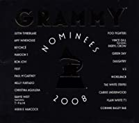 2008 Grammy Nominees by 2008 Grammy Nominees (2008-03-28)