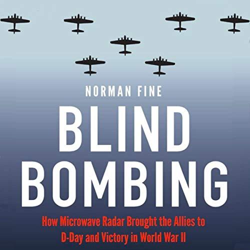 Blind Bombing audiobook cover art
